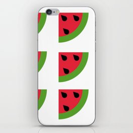 Watermelon Pattern iPhone Skin