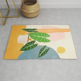 Colorful Branching Out 10 Rug