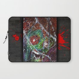 Fear Equals Rage Laptop Sleeve