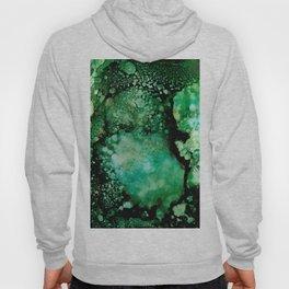 Celestial Green Hoody