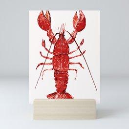 Lobster Mini Art Print