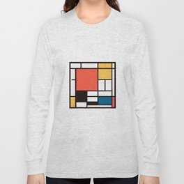 Mondrian 2 Long Sleeve T-shirt