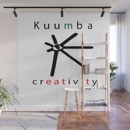 kuumba = creativity Wall Mural