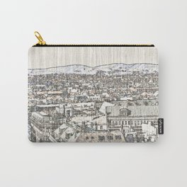 Austria - Sketchy Vienna 2 Carry-All Pouch