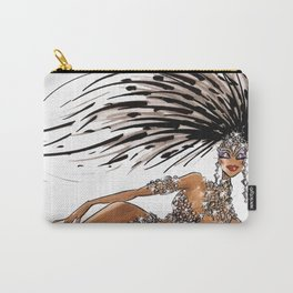 Giddy Up Showgirl Carry-All Pouch