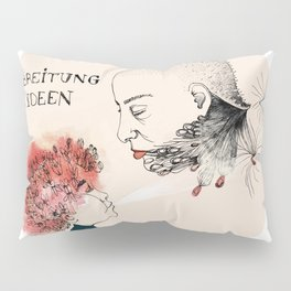 Spreading Ideas Pillow Sham
