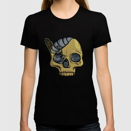 #1 Oh Death, Where Is Thy Sting T-shirt
