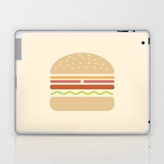 #62 Hamburger Laptop & iPad Skin