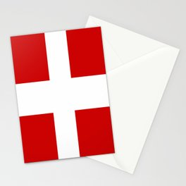 Flag of Savoie Stationery Cards