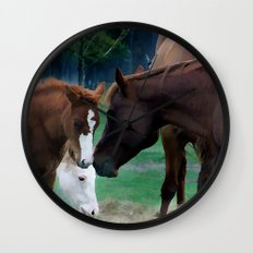 mothers Love Wall Clock
