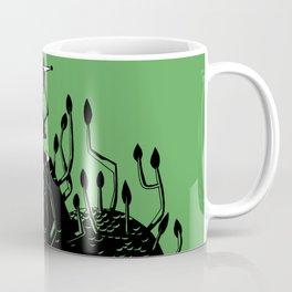 Telly Monster Coffee Mug