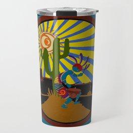 Kokopelli #3 Travel Mug