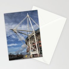Millenium Stadium, Cardiff. Stationery Cards