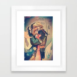 We May - [Frozen/Kristanna] Framed Art Print