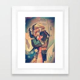 We May - [Frozen/Kristanna] Framed Art Print