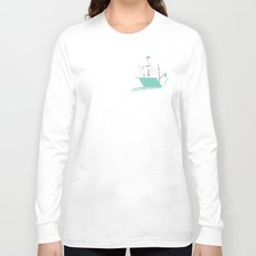 Sea of Knowledge Long Sleeve T-shirt
