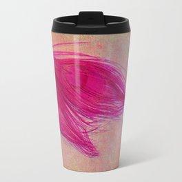 Vintage Pink Travel Mug