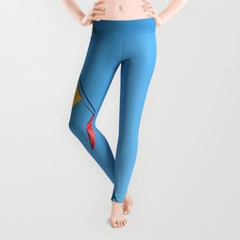 Colorful and minimal party Leggings