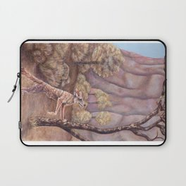 Lone Coyote Laptop Sleeve