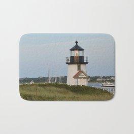 Nantucket Lighthouse Bath Mat