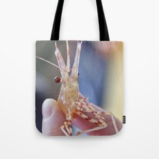 Shrimply Irresistible Tote Bag