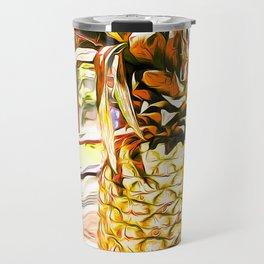 The Pineapple Travel Mug