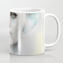 Beyond Magnetic Saturn Coffee Mug