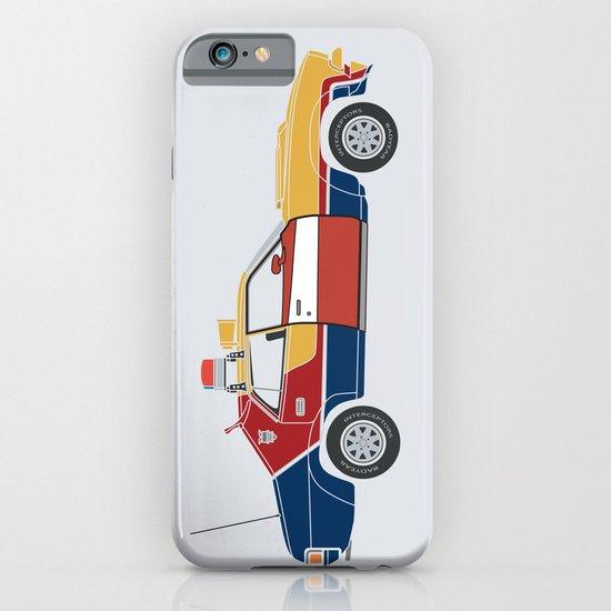 Mad Max RockaStarsky iPhone & iPod Case