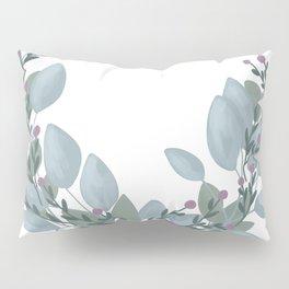 Winter Wreath Pillow Sham