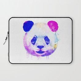 Panda Watercolor, Panda Print, Watercolor Print, Watercolor Animal, Panda Painting, Panda Gift Print Laptop Sleeve