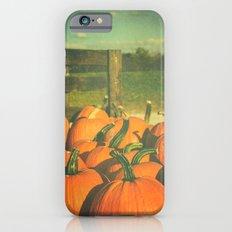 Pumpkin Patch Slim Case iPhone 6s