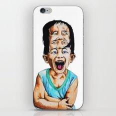 6a6y iPhone & iPod Skin