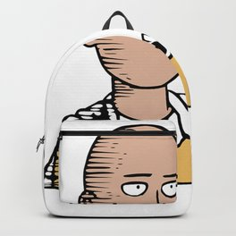 Saitama One Punch Man Backpack