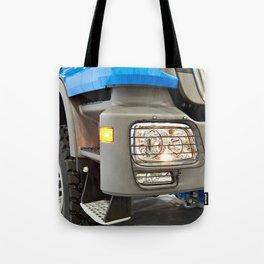 Modern large truck Tote Bag