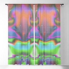 Salaman Shepherd Sheer Curtain