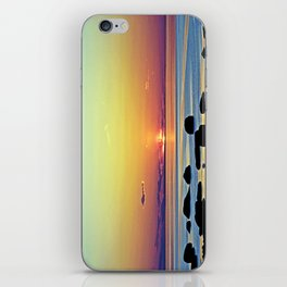 Summer's Glow iPhone Skin