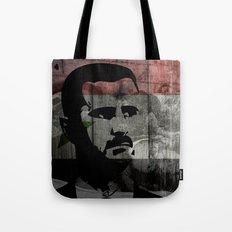Heads of State: Bashar al-Assad Tote Bag