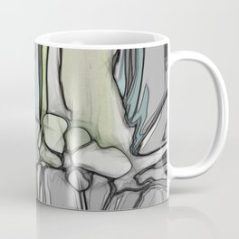 Canyon rocks series No. 3 of 10 Coffee Mug