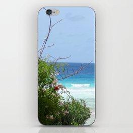 Sea view iPhone Skin