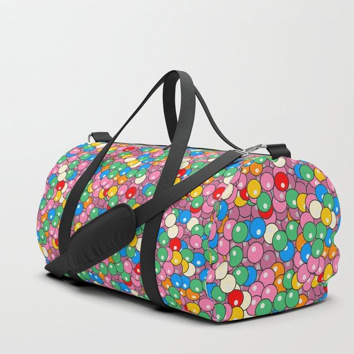 Unicorn Gumball Poop Duffle Bag