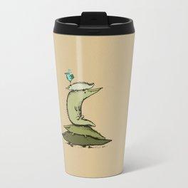 Croc Totem Travel Mug