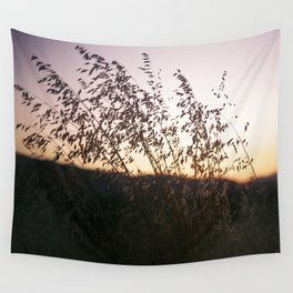 i-5 sunset Wall Tapestry