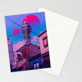 Osaka 2084 Stationery Cards