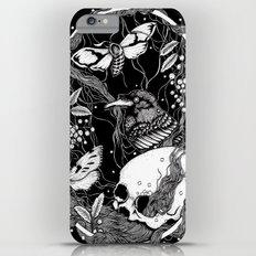 edgar allan poe - raven's nightmare iPhone 6 Plus Slim Case