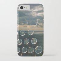 typo iPhone & iPod Cases featuring typo by Richard PJ Lambert