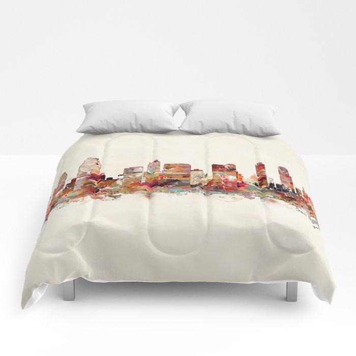 san diego california Comforters