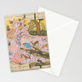 Iranian Art, 17th Century Stationery Cards