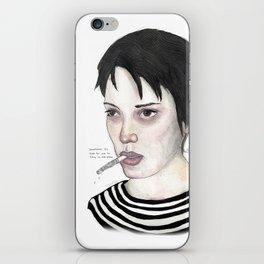 Susanna Kaysen iPhone Skin