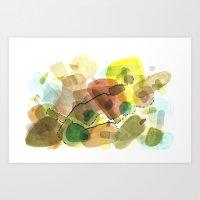Consolidation Art Print