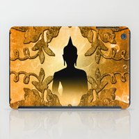 buddha iPad Cases featuring Buddha  by nicky2342